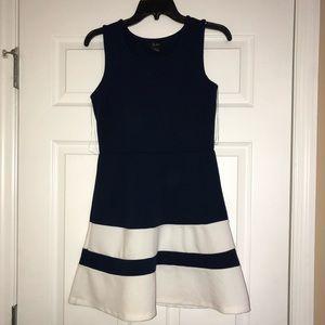 Dark Navy Size Large Dress